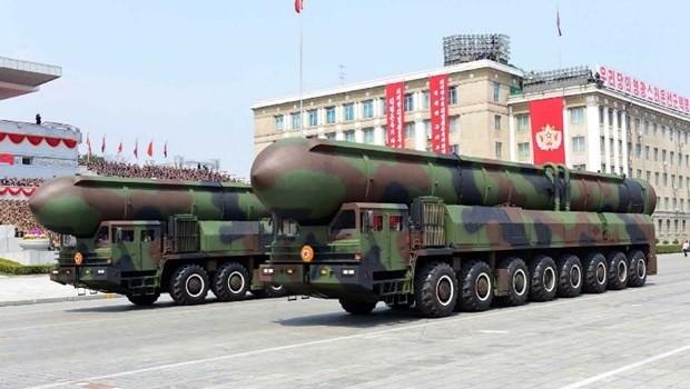 Kuzey Kore ABD'ye Meydan okudu! Nükleer savaşa hazırız