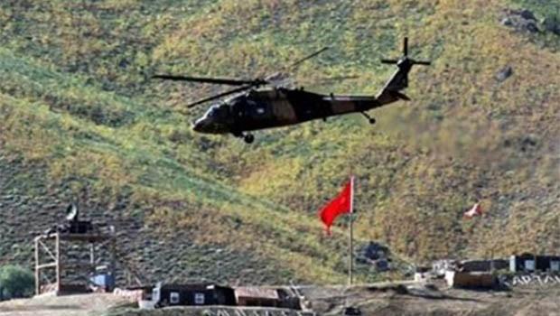 PKK, Şırnak'ta üs bölgesine saldırdı!