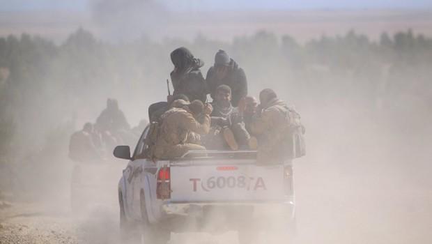 QSD, Rakka yakınında 2 stratejik kasabayı aldı