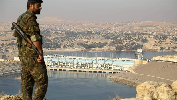 Pentagon: Tabqa hala IŞİD kontrolünde