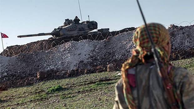 YPG ve TSK arasında çatışma