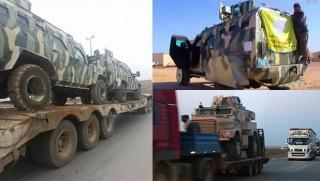 ABD'den QSD'ye ağır silah ve tank!