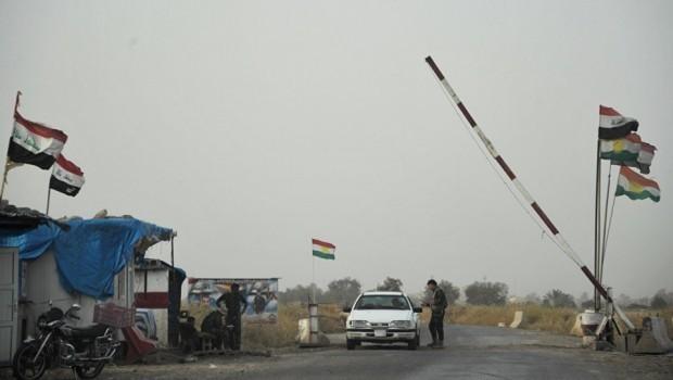 Kerkük'ten Bağdat'a rest