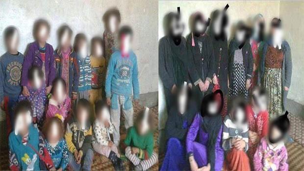 Peşmerge 36 Ezidi Kürdü IŞİD'ten kurtardı