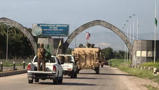 ABD askerlerinin Rojava'daki nöbeti sürüyor