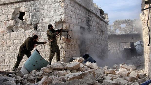 Suriye'de cihatçıların iç çatışmaları sürüyor
