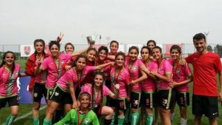 Amedspor Kadın futbol takımı 1.ligde