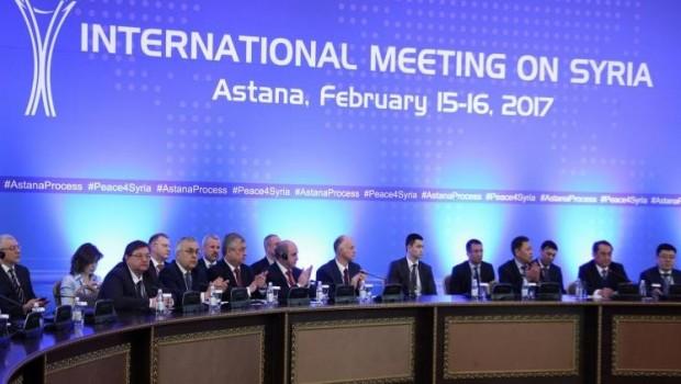 Muhalifler 'toprak bütünlüğü' gerekçesi ile Astana'daki mutabakatı reddetti