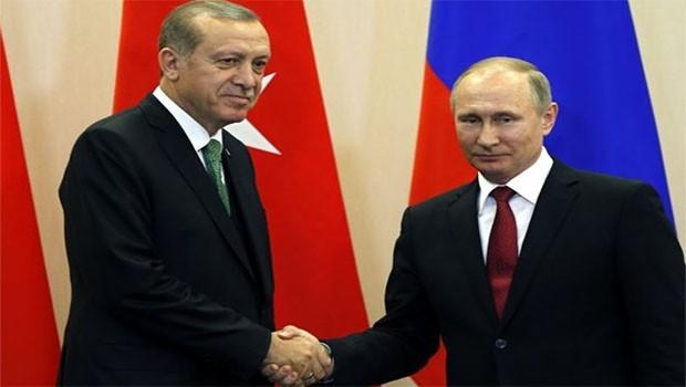 Times: Erdoğan ve Putin, güvenli bölgeler ile Suriye'yi bölecek