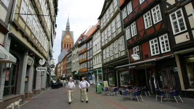 Almanya'nın Hannover kenti tahliye ediliyor