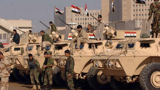 Irak ordusu Musul'da IŞİD'e karşı yeni bir cephe açtı