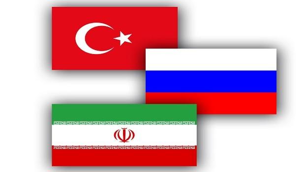 Rusya, Türkiye ve İran'dan 'çatışmasızlık bölgesi' muhtırası