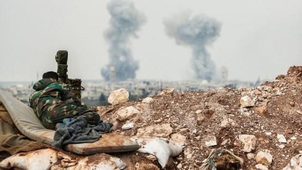 Suriye'de yeni dönem başladı
