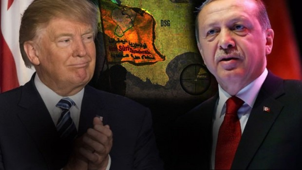 Trump'ın Erdoğan'a ileteceği 'Rakka planı' belli oldu!