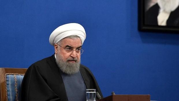 İran ordusundan Ruhani'ye tepki