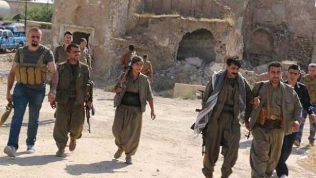 PKK Kerkük'te de silahlı güç oluşturuyor