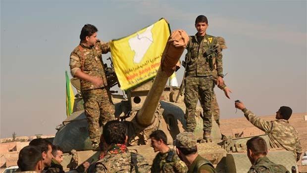 QSD, Tabka'yı IŞİD'den aldı
