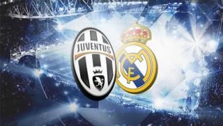 finalin adı: Juventus-Real Madrid