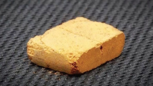 Mars toprağından yapılan tuğlaların dikkat çeken özelliği