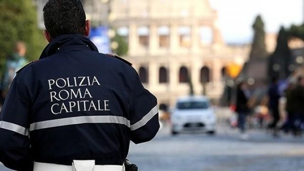 Roma'da postane önünde patlama
