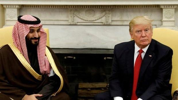 Suudi Arabistan ile ABD arasında 100 milyar dolarlık anlaşma