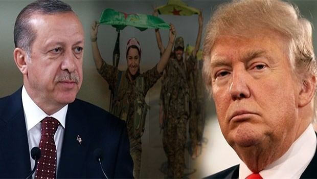 Trump, Erdoğan'dan 'YPG ile ilişkilerin normalleşmesini' isteyebilir!