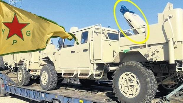 Arap Basınında YPG  yorumu: Bu tarz bir silahlandırma ordulara yönelik