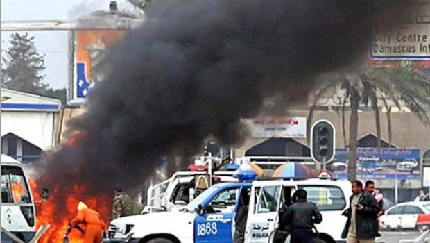 Bağdat'ta patlama: 6 ölü 13 yaralı