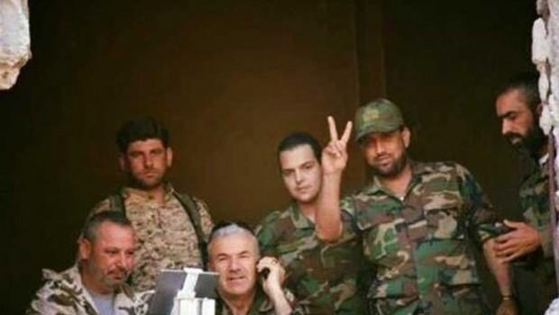 Tam 5,5 yıl sonra Suriye Ordusunun kontrolünde!