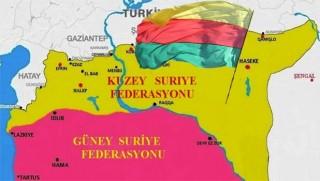 Rus basını: Kürtlerin Suriye planı bölgelerini genişletmek!