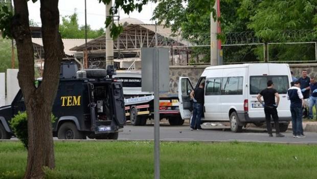 Diyarbakır'da üsse giren bomba yüklü servisin sırrı çözüldü