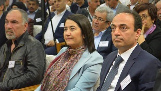 HDP'nin  yeni eş genel başkanı Serpil Kemalbay oldu