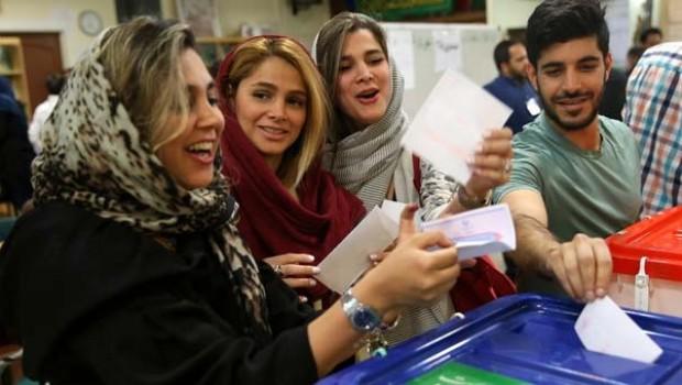 İran seçimlerinde ilk resmi açıklama