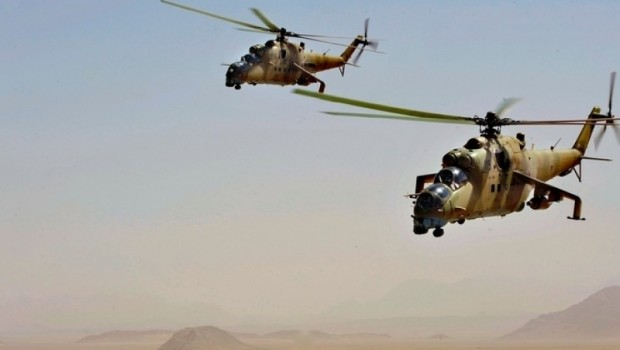 Peşmerge, koalisyondan helikopter istiyor