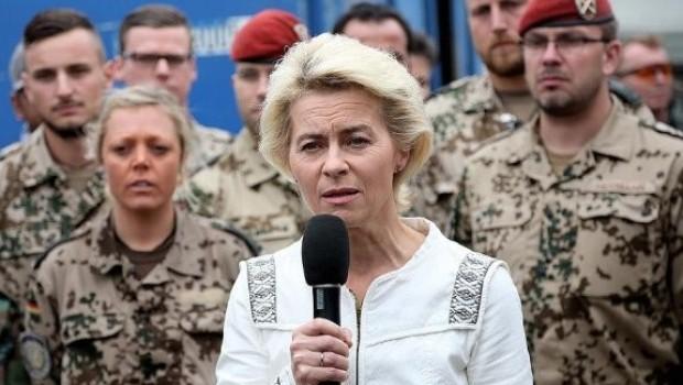 Almanya 'askeri üs' için ilk adımı attı