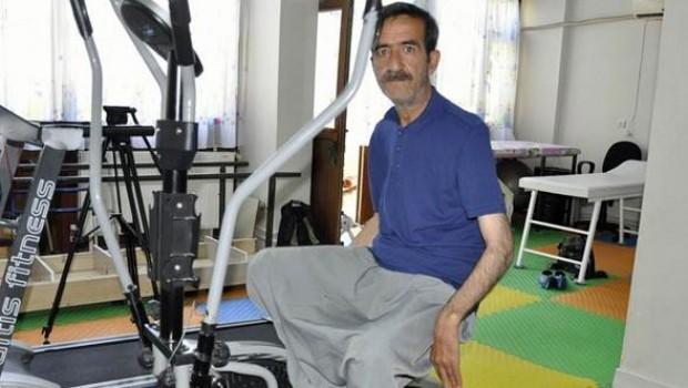 Diyarbakır - Bir hareket hayatını değiştirdi