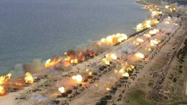 Kuzey Kore 'tanımlanamayan cisim' fırlattı