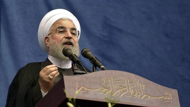 Ruhani: İran radikalizme 'Hayır' dedi
