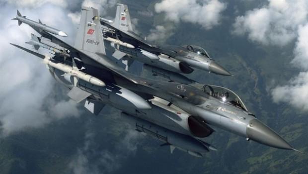 TSK'dan Kandil'e hava saldırısı