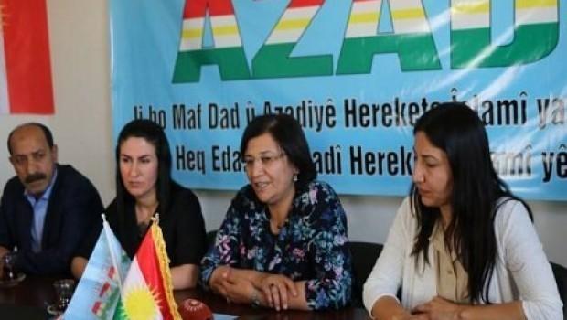DTK heyetinden Kürdistani partilere ziyaret
