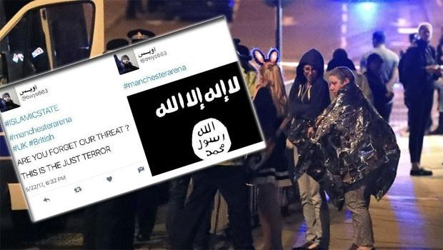 Manchester saldırısında IŞİD şüphesi