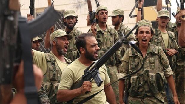 Türkiye'den, YPG'ye karşı 10 bin kişilik ÖSO ordusu!
