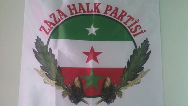 Zaza Halk Partisi kuruluyor