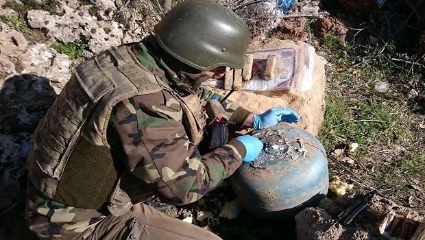 Diyarbakır'da patlayıcı imhası sırasında patlama!