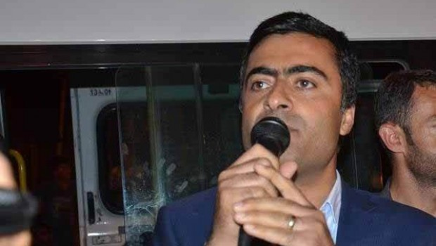 HDP'li Zeydan: O sözü IŞİD'e karşı söyledim!