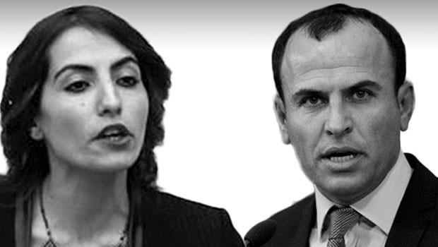 İki HDP'linin daha milletvekilliği düşürülüyor