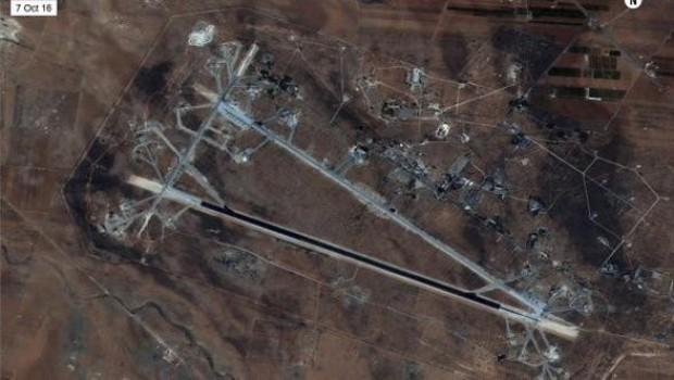 Suriye, ABD'nin vurduğu üsse geri döndü