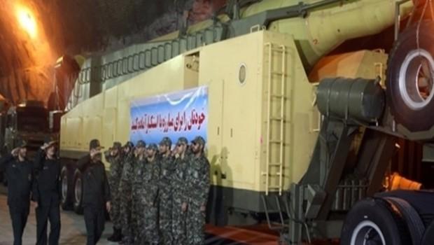 İran 3. yer altı füze fabrikasını kurdu