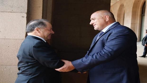 Başkan Barzani, Bulgaristan Başbakanı ile görüştü