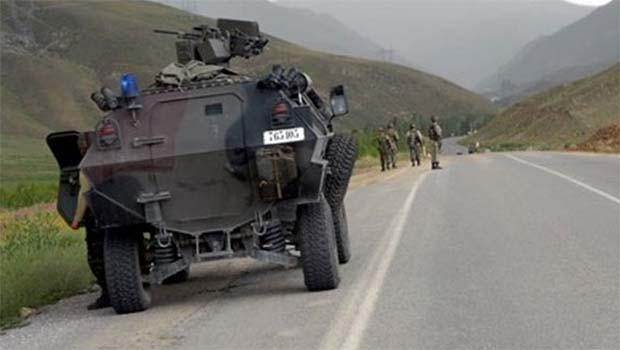 Bitlis ve Dersim'de çatışma